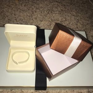 jared bracelet jewelry box